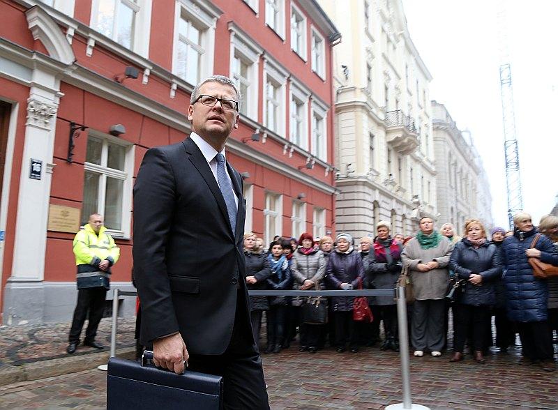 Bijušais veselības ministrs Guntis Belēvičs