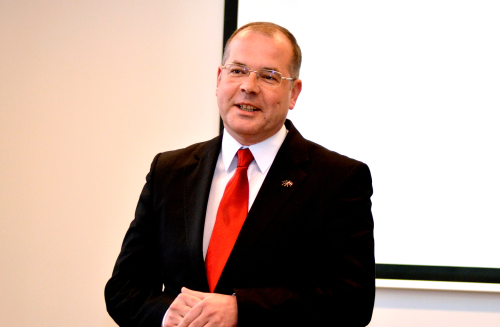 EP deputāts Andrejs Mamikins.