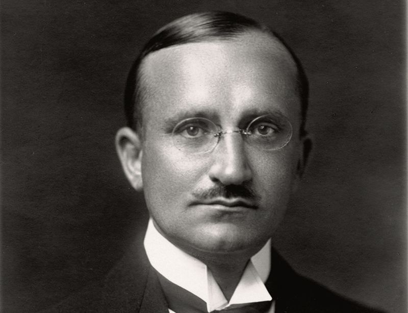 Latvijas valdības delegāts (vēlāk –  pilnvarotais lietvedis) ASV Ludvigs Sēja. 1921. – 1923. gads.