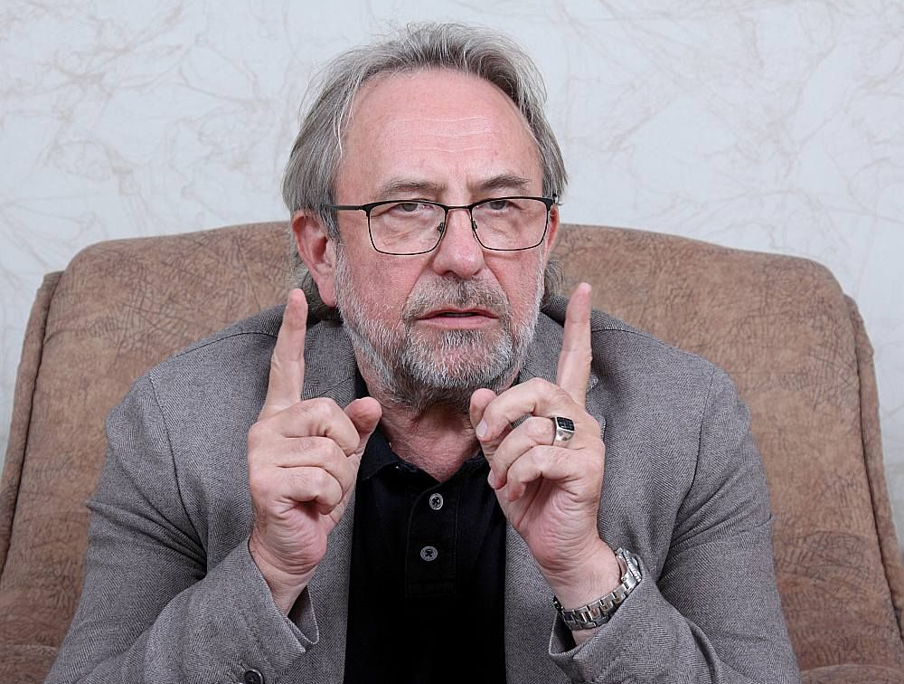 Uzņēmējs Pēteris Šmidre