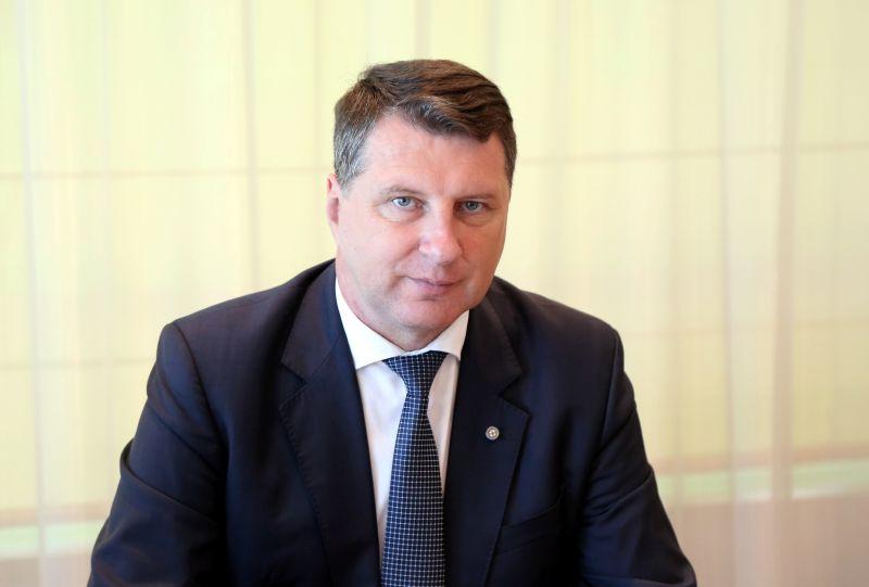 Valsts prezidents Raimonds Vējonis
