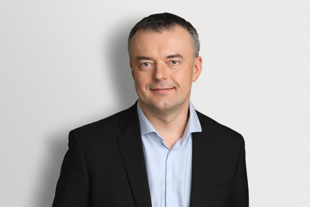 """""""Luminor"""" ekonomists Pēteris Strautiņš."""
