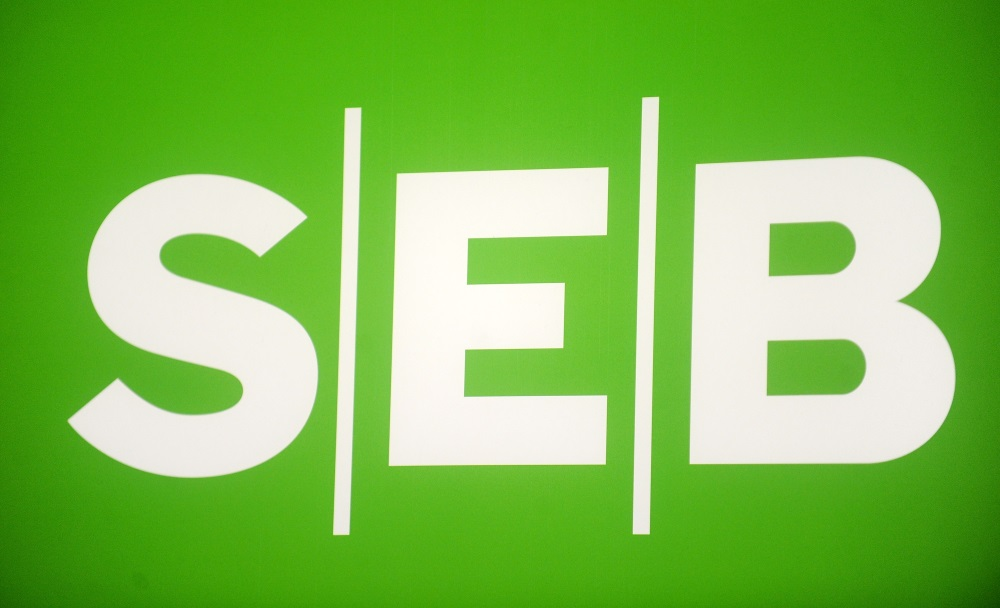 SEB bankas logo