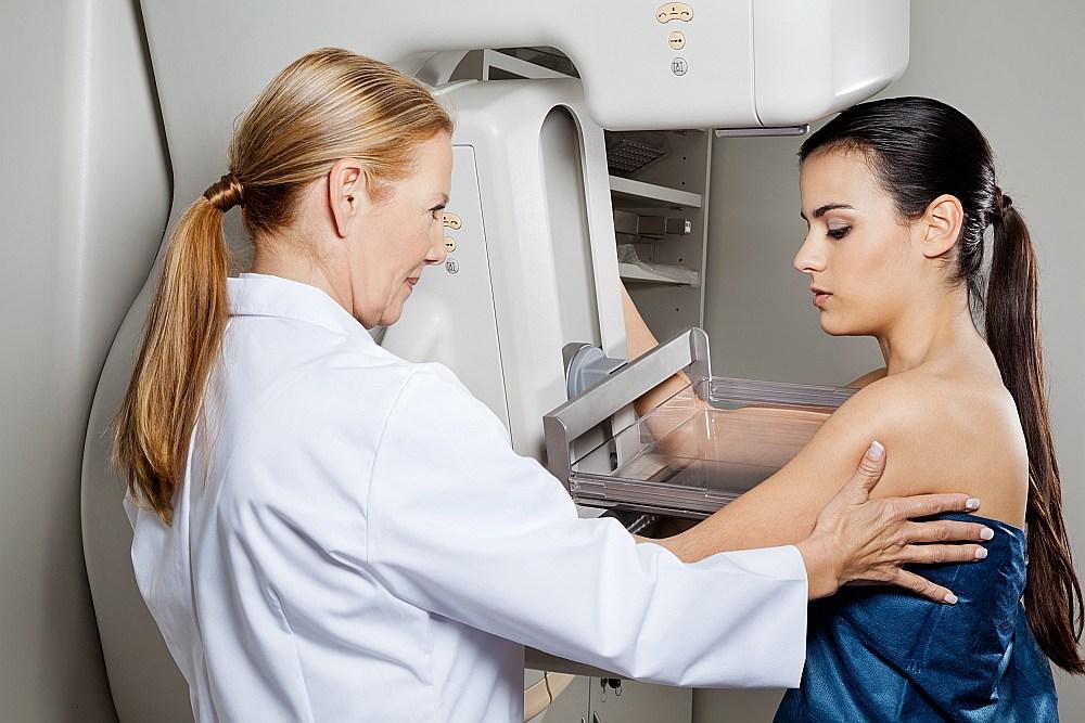 Ja ir paaugstināts pārmantotā krūts vai olnīcu vēža risks, mamogrāfiju ieteicams veikt jau 30 – 35 gados, bet krūšu un mazā iegurņa pārbaudes ar ultraskaņu – no 25 gadu vecuma.