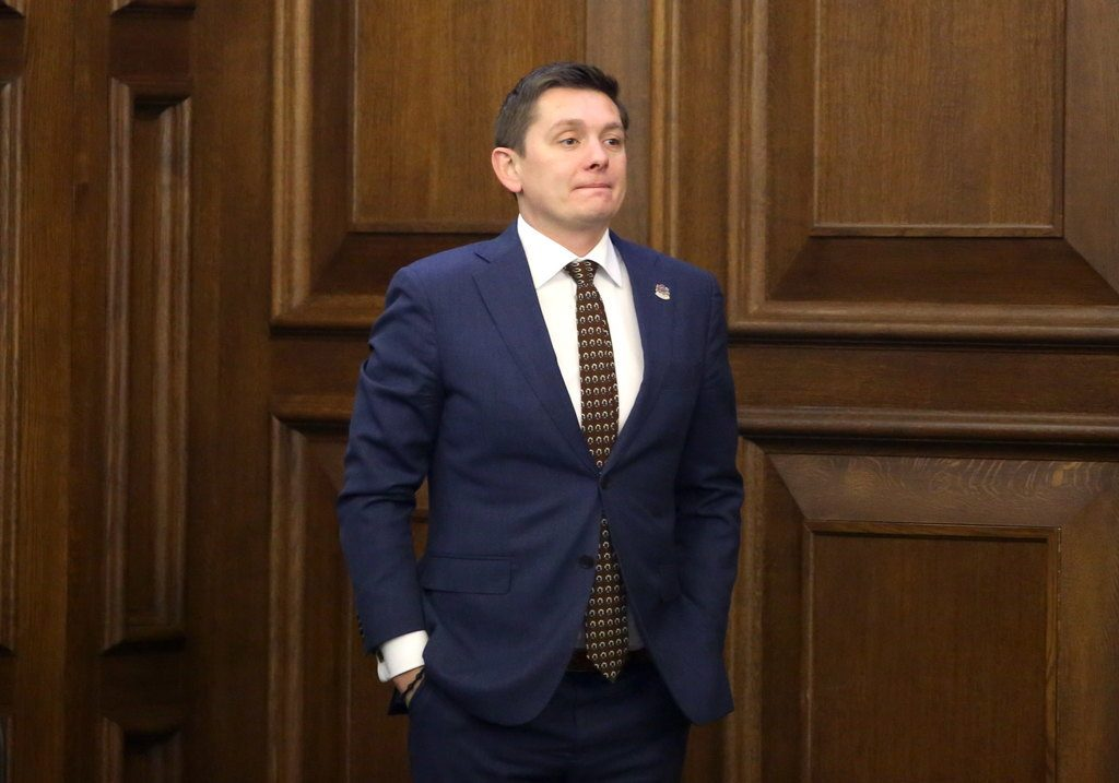 Artuss Kaimiņš.