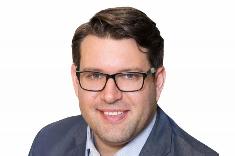 """Kristaps Pētersons, prezentāciju aģentūras """"Nimega"""" biznesa attīstības vadītājs"""