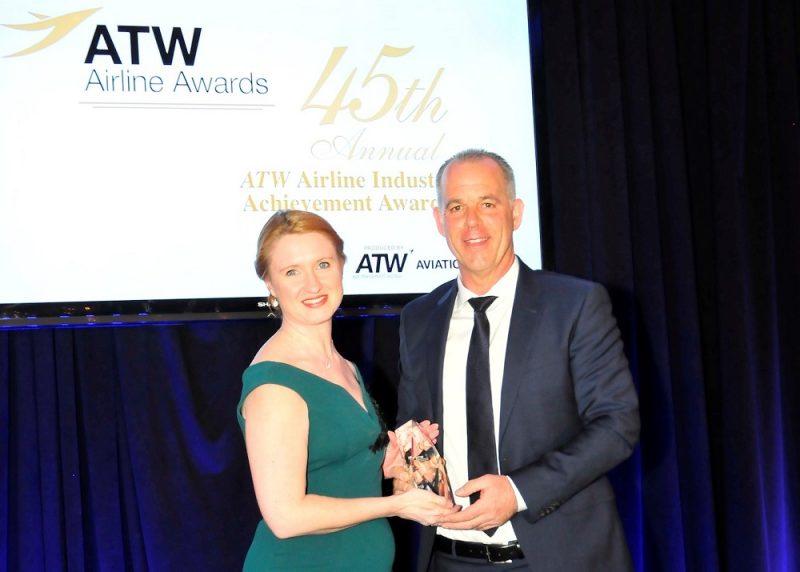 """""""airBaltic"""" otro gadu pēc kārtas saņem ATW Tirgus līdera balvu."""