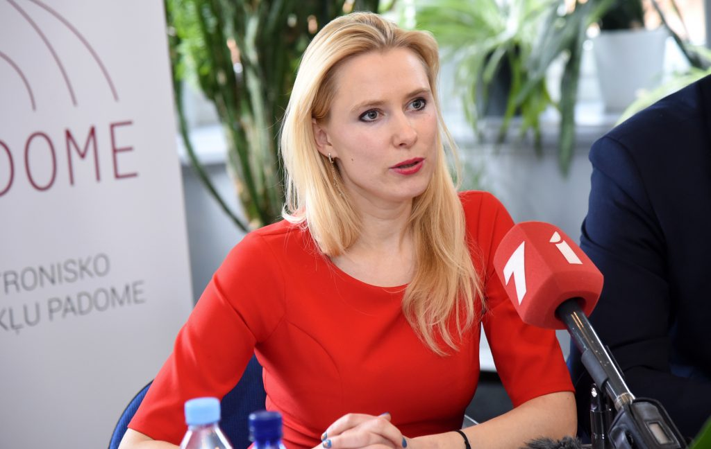 Nacionālās elektronisko plašsaziņas līdzekļu padomes (NEPLP) locekle Aurēlija Ieva Druviete