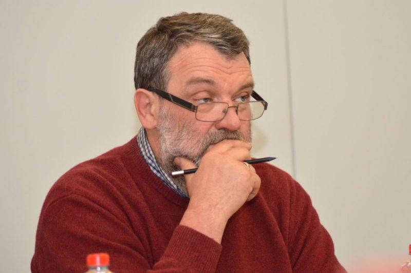 Politologs Juris Rozenvalds.