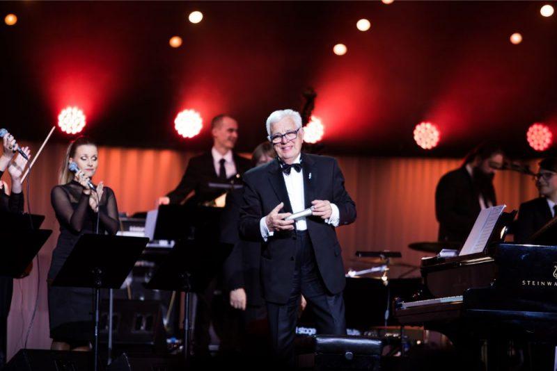 Raimonda Paula koncerts Dzintaru koncertzālē.