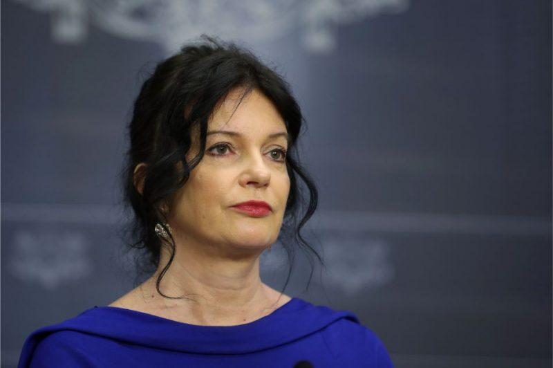 Labklājības ministre Ramona Petraviča