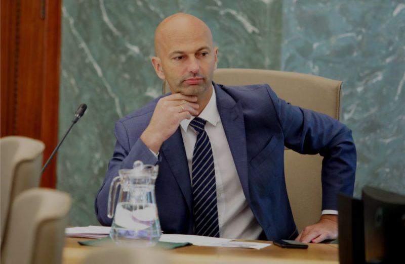 Valsts kancelejas vadītājs Jānis Citskovskis.