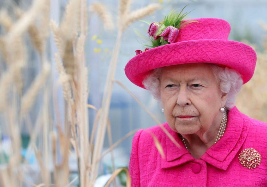 Lielbritānijas karaliene Elizabete II.