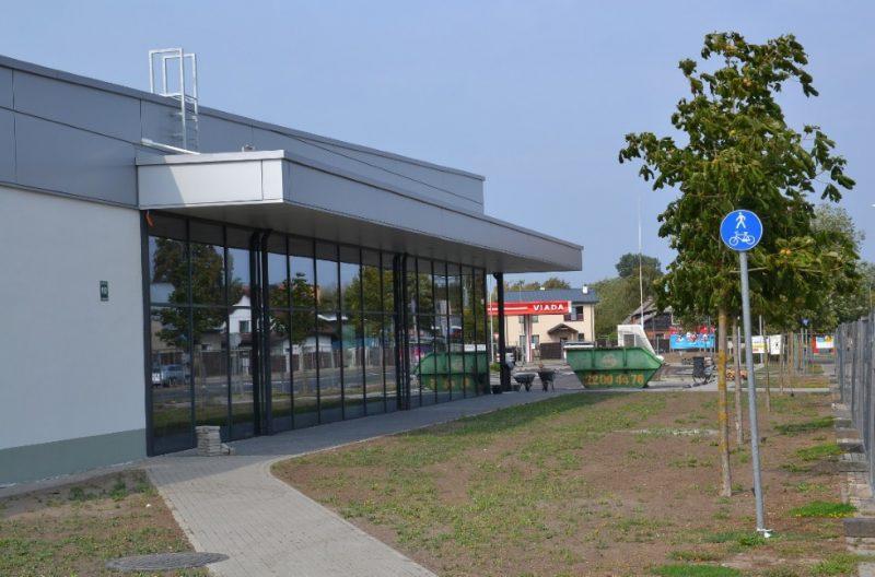 """Ilustratīvs foto. AS """"UPB"""" pabeigusi vācu mazumtirdzniecības tīkla """"Lidl"""" veikala celtniecību Liepājā."""