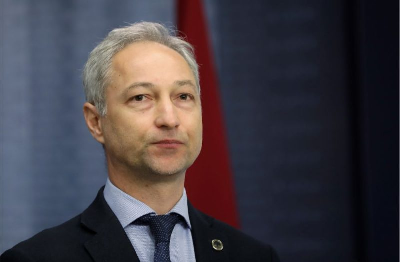"""Tieslietu ministrs Jānis Bordāns: """"Pašlaik sabiedrībā valda neziņa galvenokārt par to, kāds būs īpašuma nodoklis un kam tas būs jāmaksā."""""""