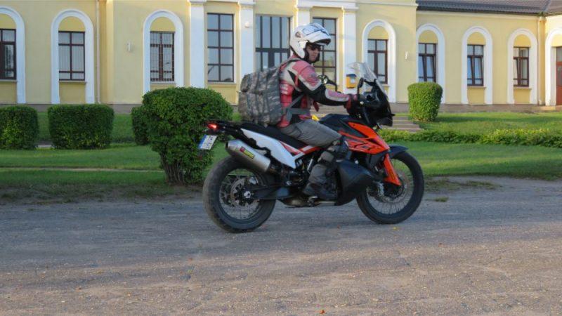 """KTM 790 Adventure"