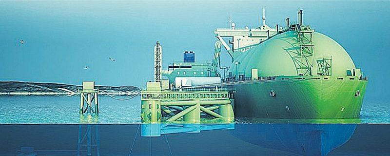 Iespējamais Skultes LNG terminālis