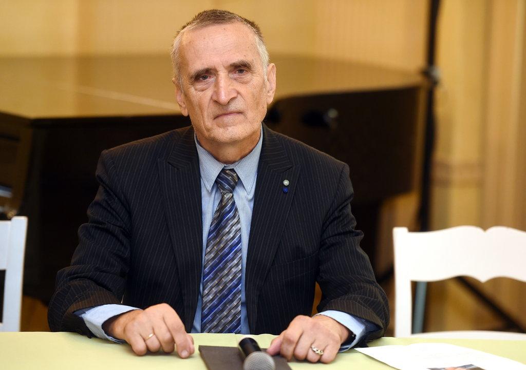Vītauta Dižā universitātes profesors, Letonikas centra vadītājs Alvīds Butkus.