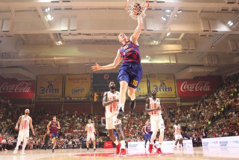 "Rolands Šmits pārstāv Eiropas turīgāko basketbola klubu – ""Barcelona""."