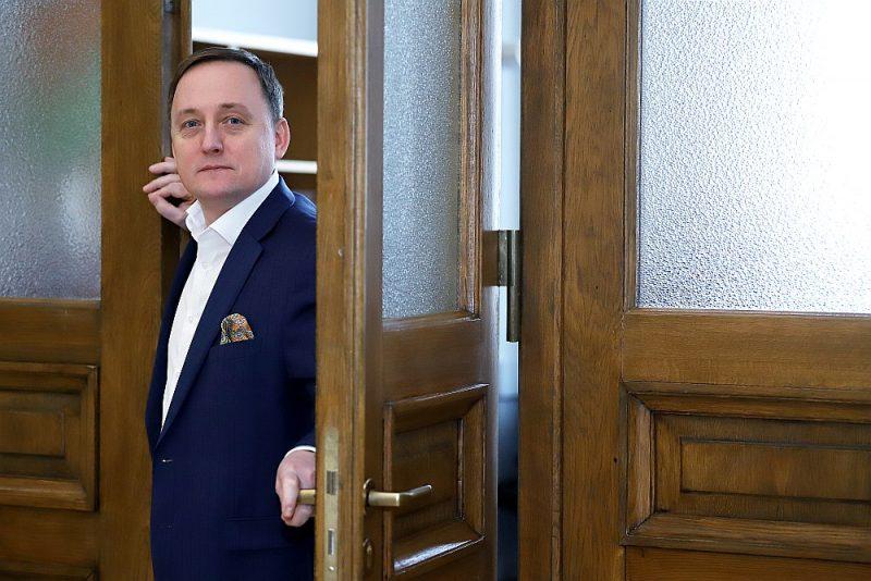 """Mārtiņš Kazāks: """"Latvijas Banku vēlos padarīt par uzticamu, atbildīgu, atvērtu jaunām tehnoloģijām un zināšanām – platformu Latvijas izaugsmei."""""""