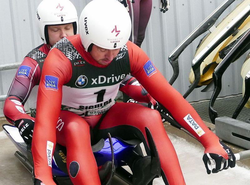Andris un Juris Šici Eiropas čempionātā piedzīvoja kritienu.
