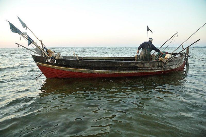 Zvejnieku vidējais vecums ir 50 gadi un pēdējais laiks darbu sākt jaunajiem.