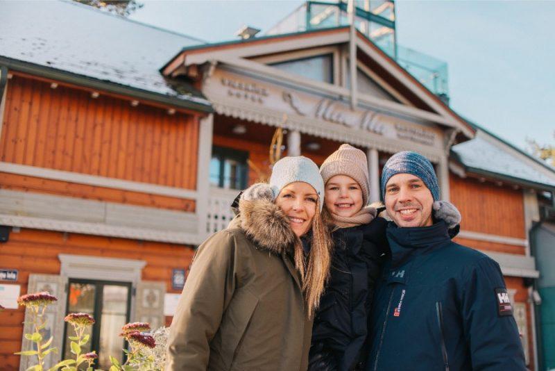 Kā pavadīt foršas brīvdienas Jūrmalā kopā ar ģimeni – iesaka Linda Ķuze.