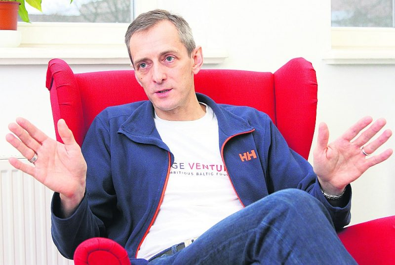 """""""Change Ventures"""" vadošais partneris Andris K. Bērziņš: """"Nezinu nevienu jaunuzņēmumu, kurš būtu attīstījies tālāk par sēklas fāzi un nebūtu izmantojis akciju vai daļu opcijas."""""""