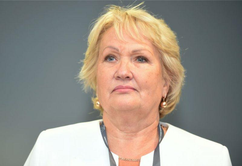 Latvijas Lauksaimniecības universitātes rektore Irina Pilvere.
