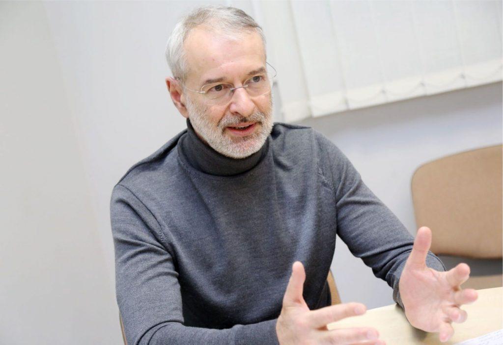 """Farmācijas un veselības aprūpes grupas AS """"Repharm"""" līdzīpašnieks Andrejs Leibovičs."""