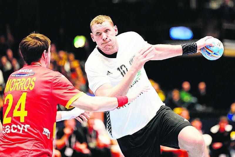 Dainis Krištopāns cer, ka Vācijā sezonu izdosies aizvadīt līdz galam.