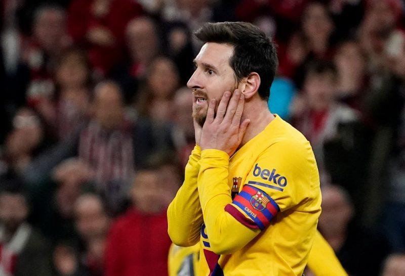 "Arī ""Barcelona"" zvaigznei Lionelam Mesi draud algas samazinājums."