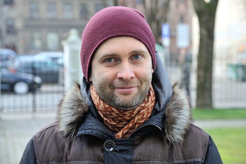 """Pēteris Jurčenko: """"Cilvēks nav vainīgs, ka viņam ir resni pirksti, ka viņš neredz vai nedzird. Digitālais rīks ir slikti uzbūvēts."""""""