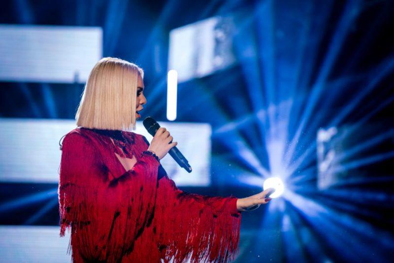 """Dziesmu konkursa """"Supernova 2020"""" fināls."""