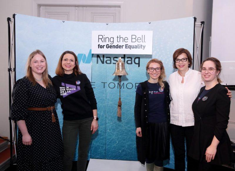 Atklāj pirmo Sieviešu Hakatonu Latvijā