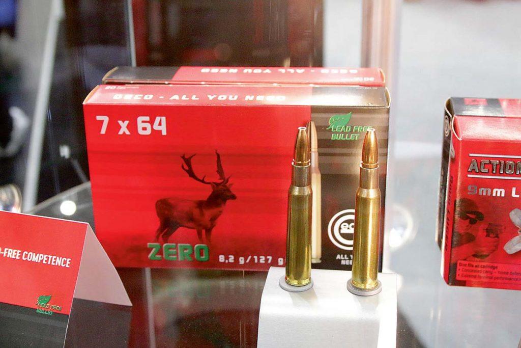 Izceļas ar lielisku precizitāti un izcilu apturošu spēku – tā par šo munīciju saka pats ražotājs.