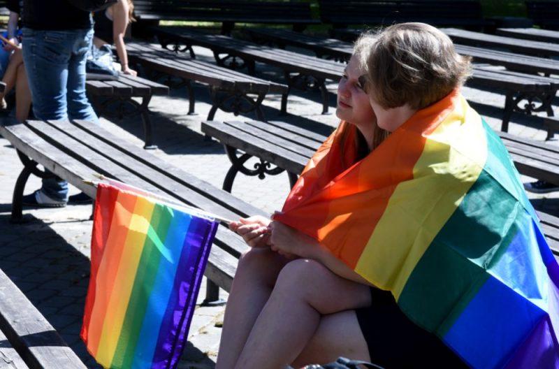"""""""Baltijas praida 2018"""" pasākums, lai aktualizētu lesbiešu, geju, biseksuāļu, transpersonu un interseksuāļu kopienas cilvēktiesību jautājumus."""