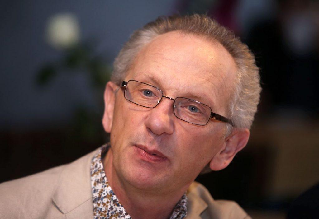 Vokālais pedagogs Edgars Kramiņš.