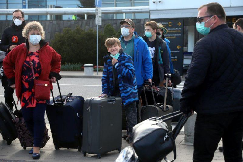 Latvijā atgriežas repatriētie tautieši