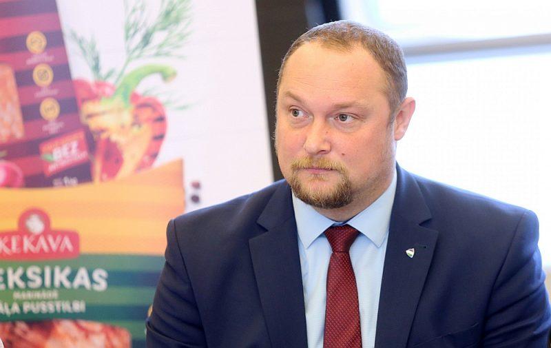 Veterinārmedicīnas fakultātes dekāns Kaspars Kovaļenko.