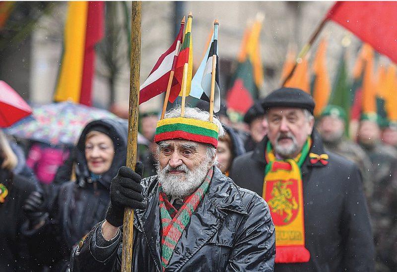 2020. gada 11. martā Viļņā norisinājās Lietuvas Neatkarības atjaunošanas 30. gadadienai veltīts svinīgs gājiens.