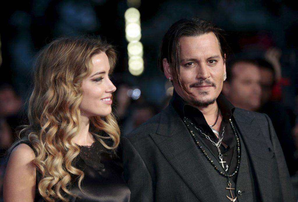 Ambera Hērda un Džonijs Deps vēl laimīgi kopā.