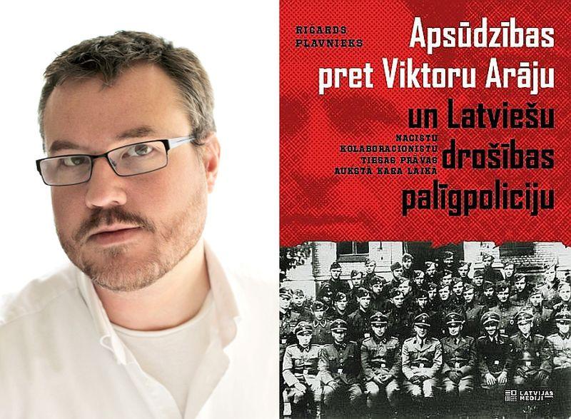 """ASV vēsturnieks Ričards Pļavnieks: """"Man šķiet skaidrs, ka galvenais faktors latviešu iesaistīšanai holokaustā bija pretpadomju noskaņojums, ko nacisti ļaunprātīgi izmantoja, lai pavērstu pret Latvijas ebrejiem."""""""