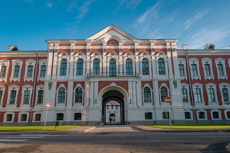 Jelgavas pils.