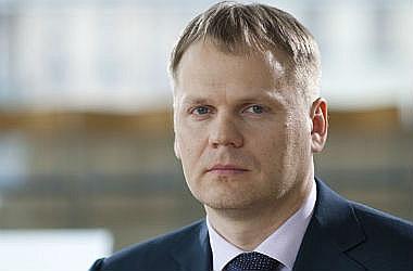 """SIA """"PATA"""" valdes priekšsēdētājs Uldis Mierkalns"""