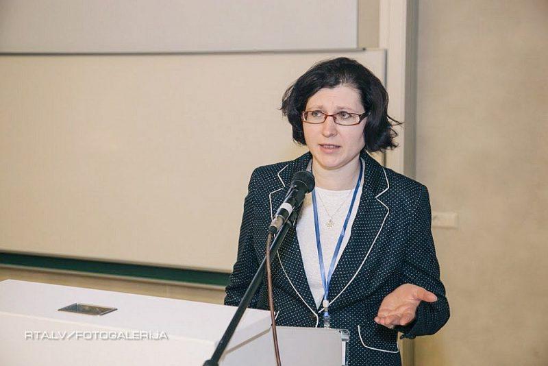 """Sandra Ūdre: """"Latgaliešu rakstu valodas prestižu varētu izglābt tekstu jauna kvalitāte – tēmas vienreizīgs atspoguļojums, jaunas idejas, meistarīgi izturēts stils."""""""
