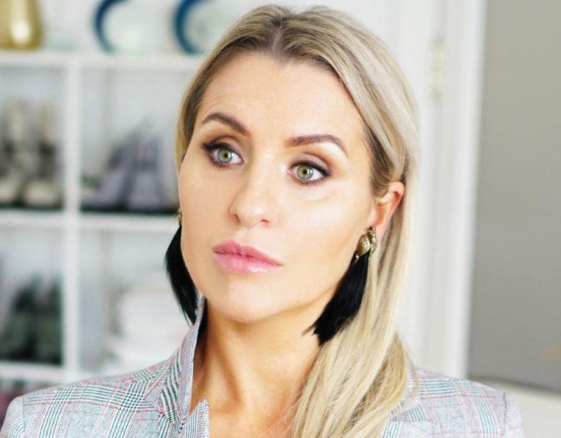 Baltijā lielākā ražotāja un lielākā mazumtirgotāja pārstāve, juriste Karina Plaude.