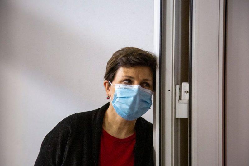 Ilze Viņķele sagaida pirmās vakcīnas pret Covid-19