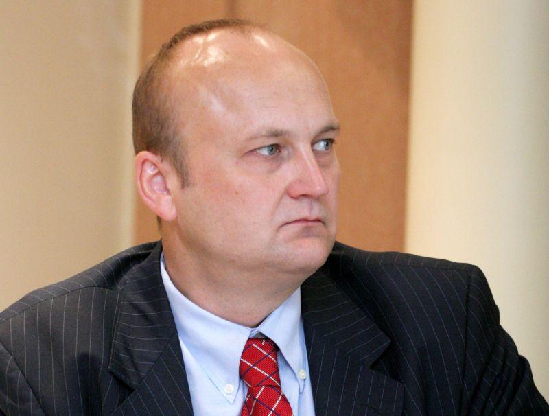 Latvijas Datortehnoloģiju asociācijas valdes loceklis Dzintars Zariņš.