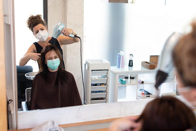 Jau pērn martā skaistumkopšanas nozarē tika izstrādāti un ieviesti pastiprināti higiēnas  un drošības pasākumi pakalpojumu sniegšanai.